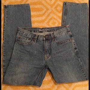 NWOT Old Navy Straight Leg Jeans 30 x 32